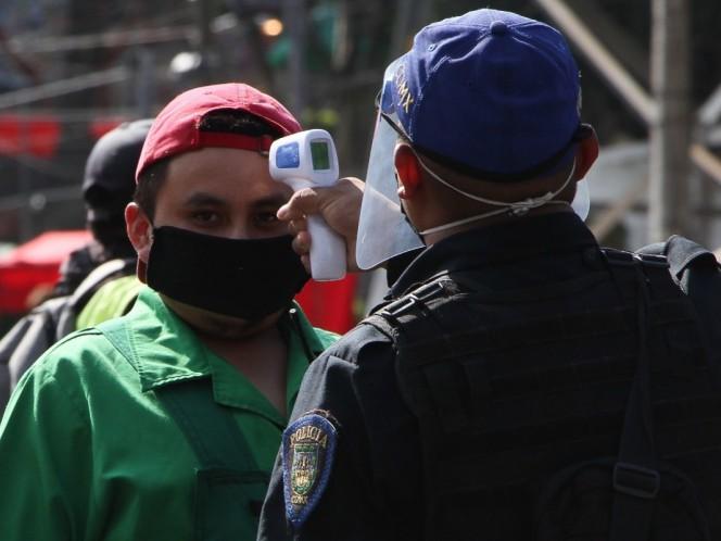 El funcionario destacó que mediante la Jornada de Sana Distancia se logró reducir contagios. Foto: Cuartoscuro/Archivo