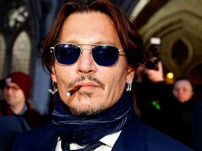 Johnny Depp es fan del comediante mexicano