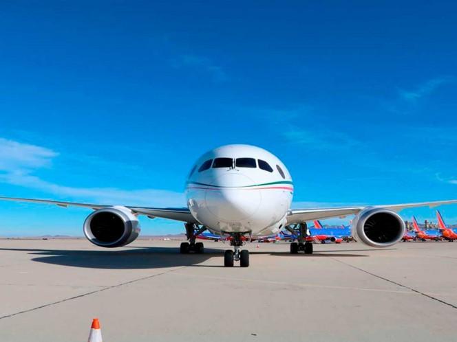 Avión presidencial tiene posible comprador, rifa para septiembre — AMLO