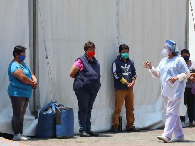 'México vive el momento más peligroso de la pandemia': OMS