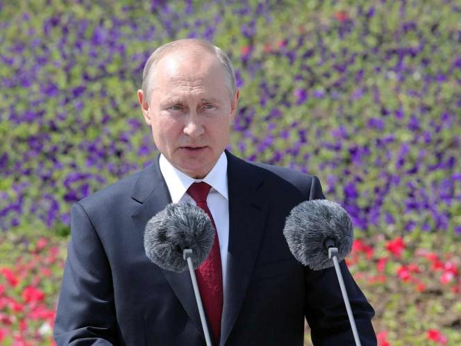 Admite Putin que podría postularse a nuevo mandato