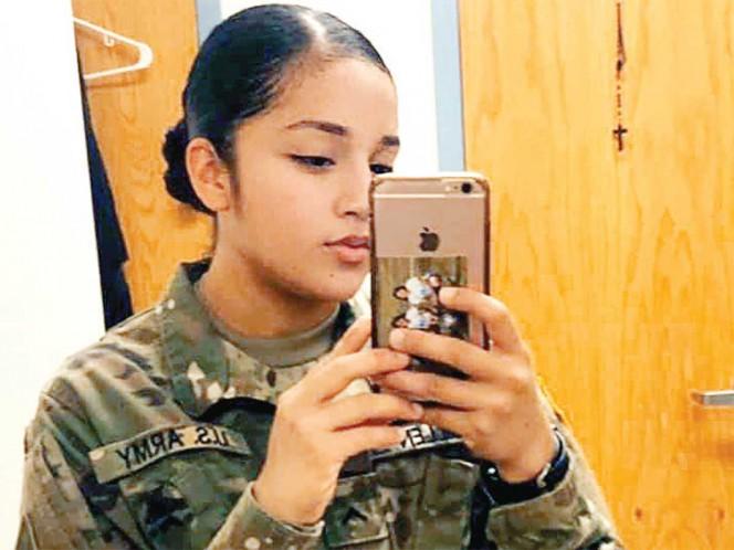 Hallan presuntos restos de soldado Vanessa Guillén