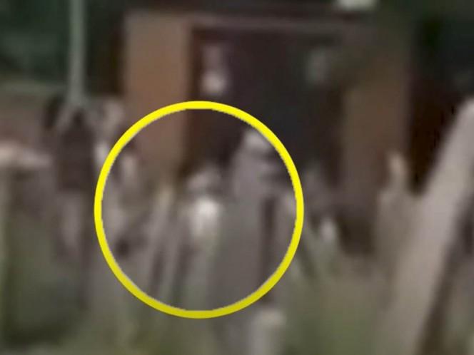 Vidente visita cementerio y capta algo raro, afirma que vio fantasma