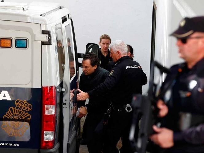Acepta Emilio Lozoya extraditación a México; ofrece colaborar con la FGR