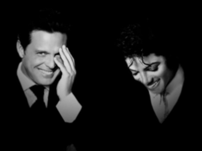 ¿Michael Jackson dejó grabada una canción con Luismi?