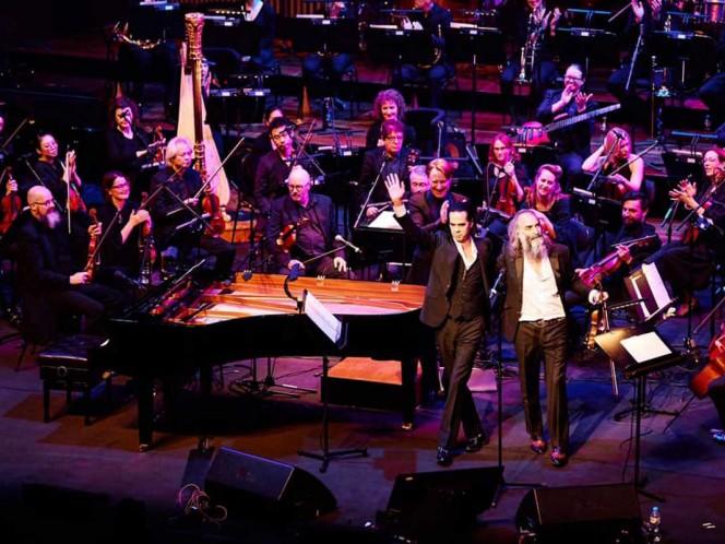 Nick Cave retransmitirá un concierto especial grabado en Londres
