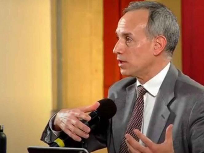 Hugo López-Gatell Ramírez, subsecretario de Prevención y Promoción de la Salud, informó que el número de fallecimientos por covid-19, en nuestro país, podría ser mayor —incluso hasta tres veces— al que actualmente se reporta