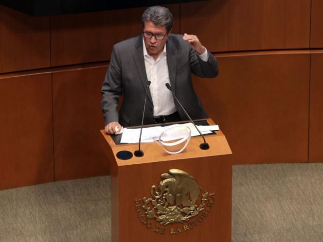 Aunque la semana pasada declaró que está abierto a discutir la creación del ingreso básico universal que pide la oposición, Ricardo Monreal no incluyó el tema en la posible agenda.