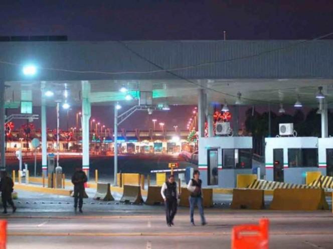 Confirma México cierre de frontera con EU hasta agosto
