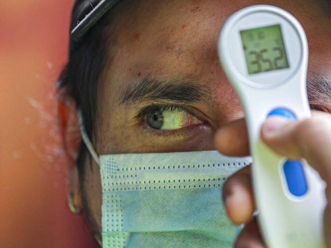 Nuevos contagios de COVID-19 descendieron un 5 % en la última semana