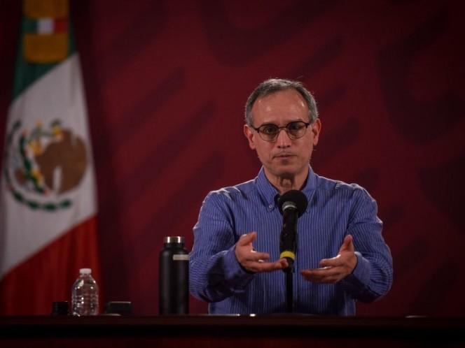 Patrón de disminución en pandemia es alentador: López-Gatell