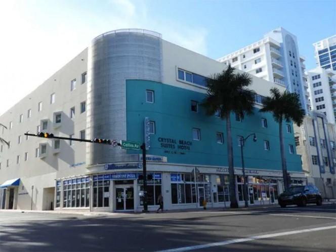 Con disparos, hombre pide distanciamiento social en hotel de Miami
