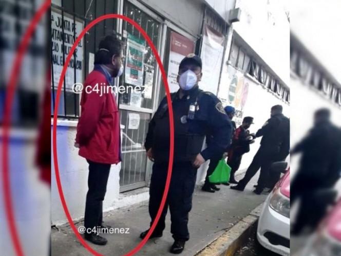 Reportan que el exministro Rada fue detenido por robar shampoo — México