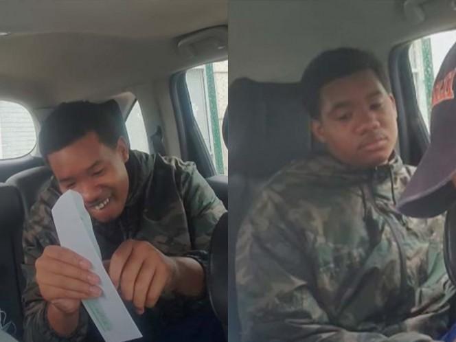 Viral: Joven se deprime al descubrir que debe pagar impuestos (vídeo)