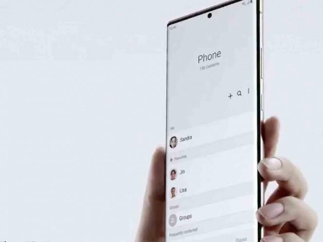 Samsung presenta el nuevo Galaxy Note y celular plegable