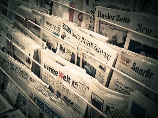 La pandemia acelera el final de la prensa escrita en el mundo
