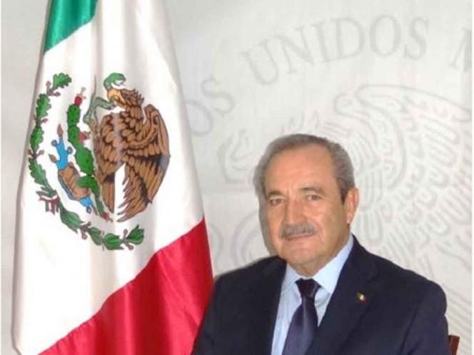 David Jiménez González, embajador en México en Honduras / Foto: embamex.sre.gob.mx/