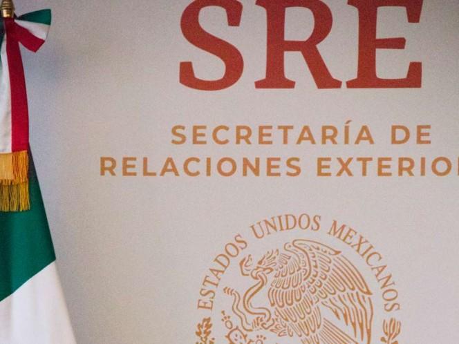 Designa SRE nueva directora de Protección de Mexicanos en el Exterior. Foto: cuartoscuro