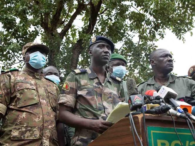 Tras golpe de Estado en Mali se presenta nuevo 'líder'