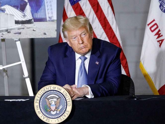 Trump buscará restablecer sanciones contra Irán en la ONU