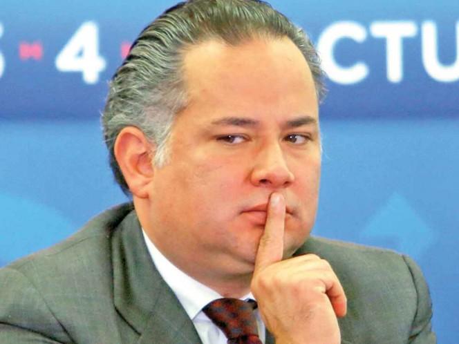 El titular de la UIF, Santiago Nieto, dijo que falta por iniciar la investigación por Fertinal y la compra de un astillero en España. Foto: Archivo