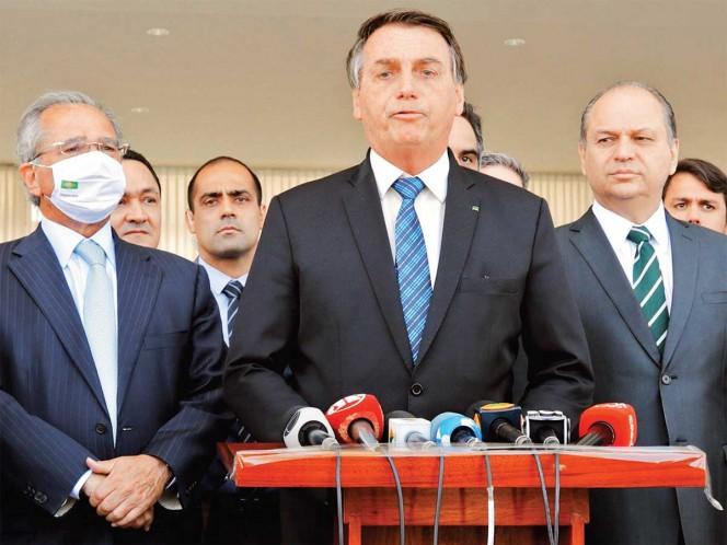 Covid-19 desploma economía de Brasil; declaran recesión