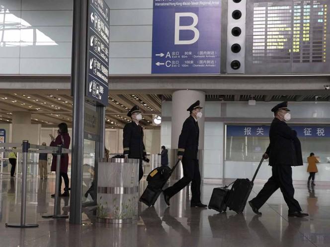 Restablece China vuelos internacionales a Pekín