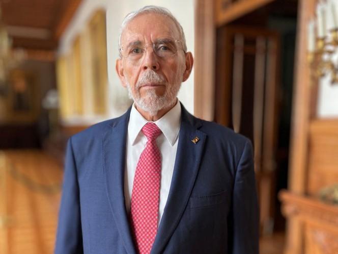 La Secretaría de Comunicaciones y Transportes (SCT) informó esta tarde que el titular de la dependencia, Jorge Arganis Díaz Leal, dio positivo a la prueba de Covid-19. Foto: Cuartoscuro