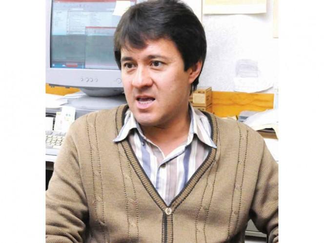 Raúl Valenzuela recomienda seguir las medidas sanitarias en caso de alerta sísmica. Foto: Especial
