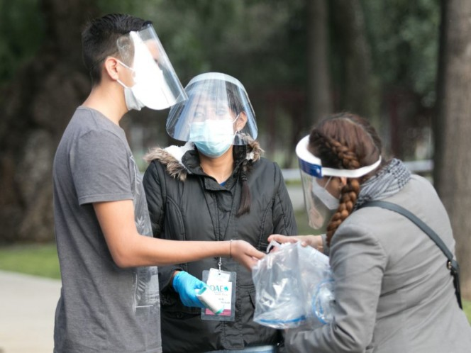 ¿Es indispensable usar careta para evitar contagios por covid-19?