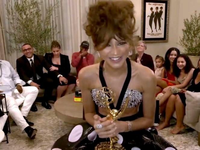 Zendaya gana el Emmy a mejor actriz dramática por 'Euphoria'