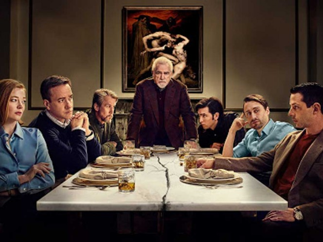 'Succession' gana el Emmy a mejor serie dramática