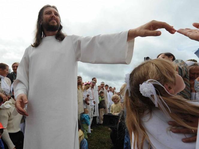 Vissarion, que desde hace tres décadas presidía los destinos de miles de discípulos que lo consideran la reencarnación de Jesucristo, fue detenido por las fuerzas especiales rusas el martes.