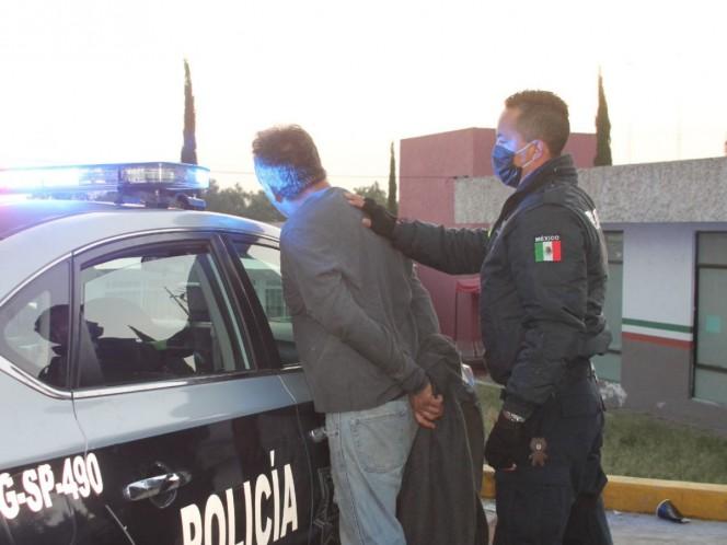 Cae agresor sexual en Ecatepec; lo denuncian por WhatsApp