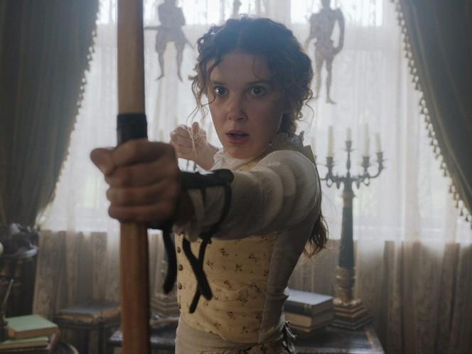 'Enola Holmes', la película que no llegó al cine por el Covid