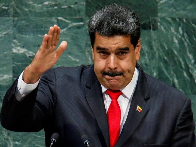 Maduro pide ante la ONU que EU cese medidas contra Venezuela