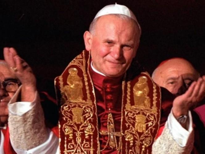 Roban en Italia reliquia de san Juan Pablo II