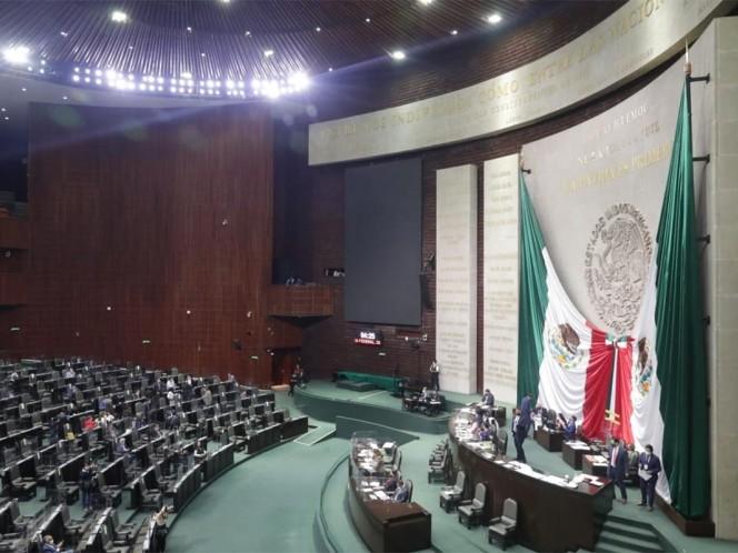 La Cámara de Diputados aprobó otorgarle a la Secretaría de Marina el control de las actividades de la marina mercante. Foto: Cámara de Diputados
