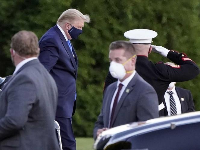 ¿Quién infectó a Trump con el covid-19?