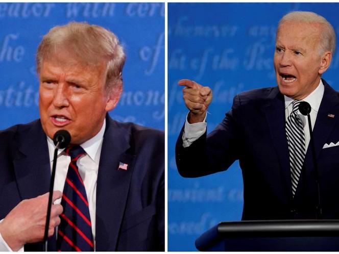 'Biden es un chiflado y todo el mundo lo sabe': Trump