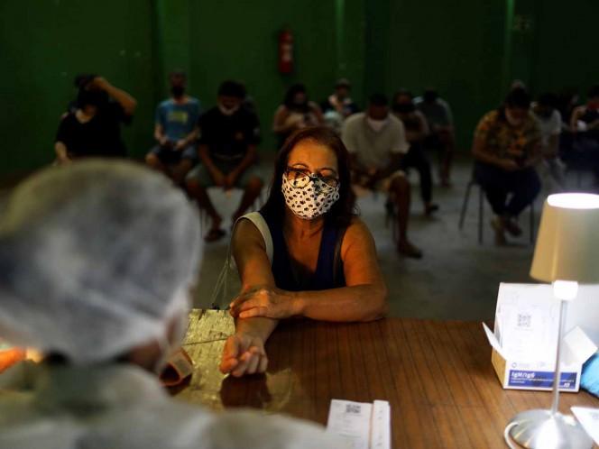 Registran más de 150.000 personas fallecidas — Coronavirus en Brasil