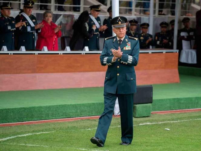 El General fue detenido en Estados Unidos. Foto: cuartoscuro