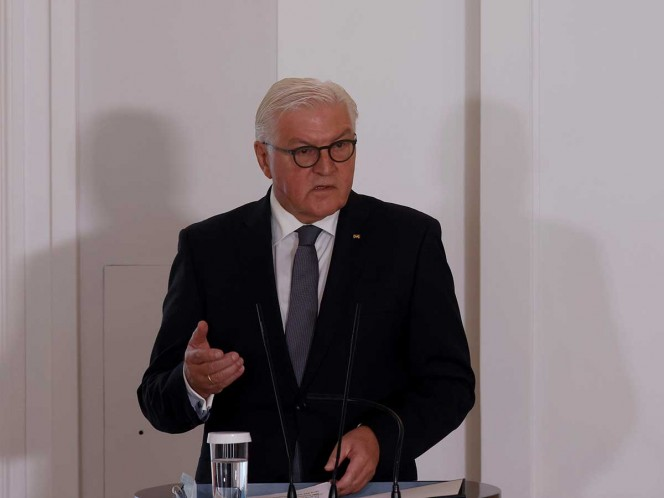 Presidente alemán entra en cuarentena por contacto de covid-19