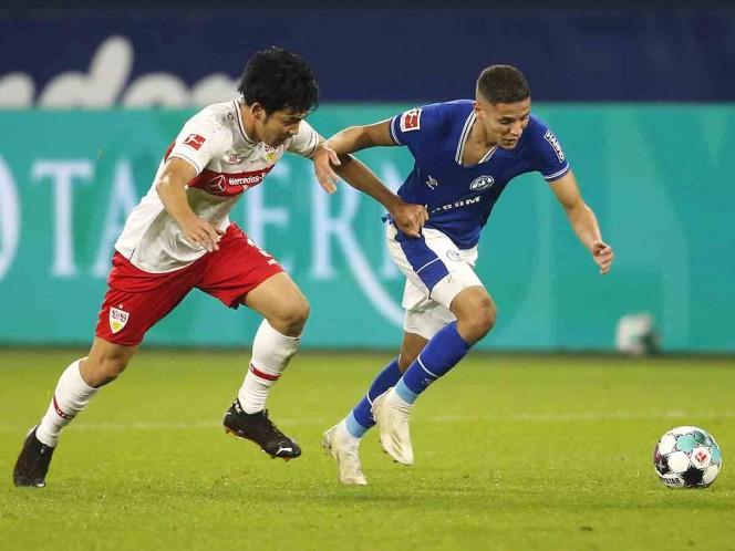 El Schalke 04 podría quedar en el fondo de la clasificación en la Bundesliga. (Reuters)