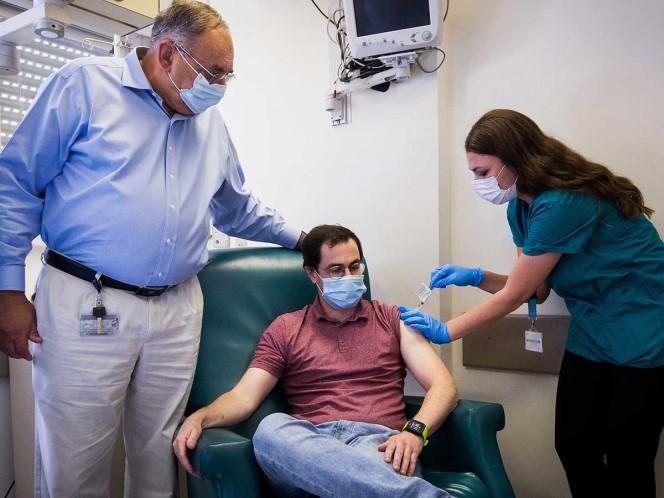 Vacuna de Israel contra covid-19 inicia pruebas clínicas