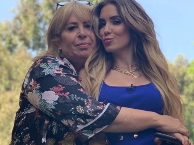 El triste mensaje de Andrea Escalona a su mamá Magda Rodríguez