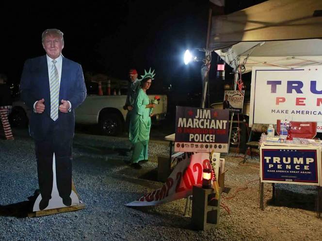 Pese a los pronósticos Trump logró generar empatía entre la comunidad latina y obtuvo su voto.