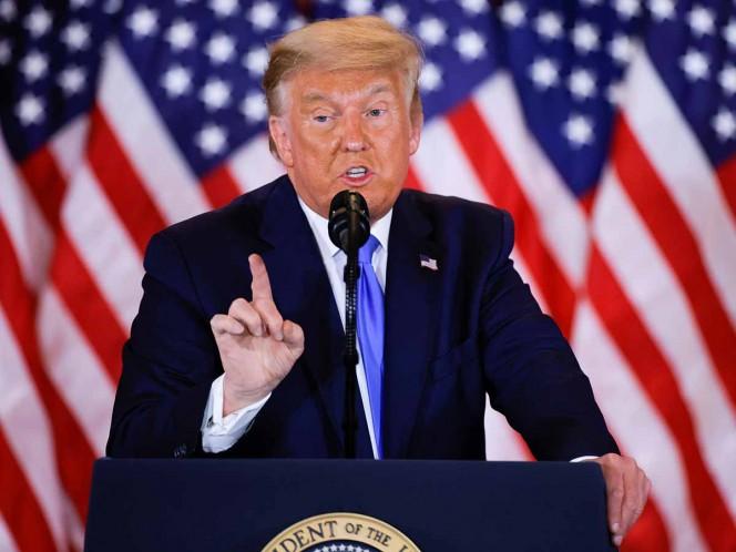 ¿Qué pasa si Trump impugna el resultado de las elecciones?