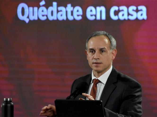 Hugo López-Gatell aclaró que aunque la farmacéutica Janssen ya tiene la aprobación para realizar su ensayo clínico fase 3 en México, aún no existe un compromiso de compra.