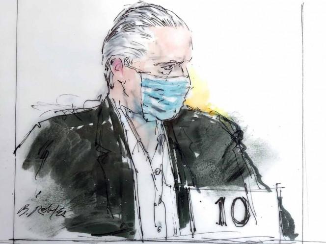 SalvadorCienfuegos es acusado por lavado de dinero y vínculos con el narcotráfico y crimen organizado.